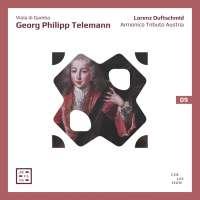 Telemann: Viola di Gamba