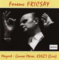 Mozart: Grosse Messe, Kv427