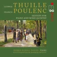 Thuille & Poulenc: Sextets