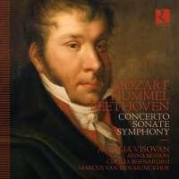 Mozart, Hummel & Beethoven: Concerto, Sonate, Symphony