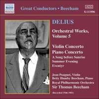 Delius: Violin Concerto