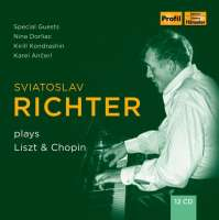 Richter plays Liszt & Chopin