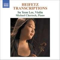 Heifetz Transcriptions for Violin and Piano
