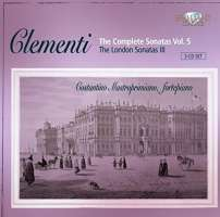 Clementi: Complete Sonatas Vol. V