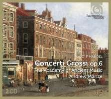 Handel: Concerti Grossi op. 6