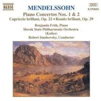 Mendelssohn: Piano Concertos Nos. 1 and 2, Capriccio Brillant, Rondo Brillant