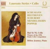 Cello Recital: Hai-Ye Ni