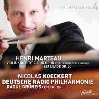 Marteau: Violin Concerto & Serenade