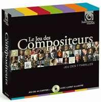 Le Jeu des Compositeurs -  gra muzyczna