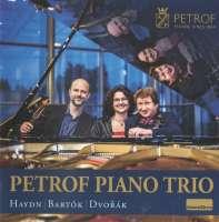 Haydn; Bartok; Dvorak: Piano Trios