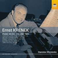 Krenek: Piano Music Vol. 2