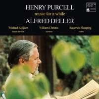 Purcell: Music for a Whille