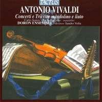 Vivaldi: Concertos and Trios for Mandoline and Lute