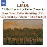 LINDE: Violin Concerto, Cello Concerto