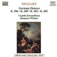 Mozart: German Dances