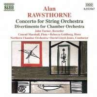 RAWSTHORNE: Concerto for String