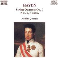 HAYDN: String Quartets op. 9 vol. 2