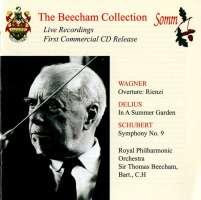 The Beecham Collection: Wagner, Delius & Schubert