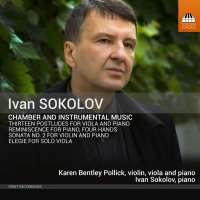 Sokolov: Chamber and Instrumental Music