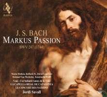 Bach: Markus Passion
