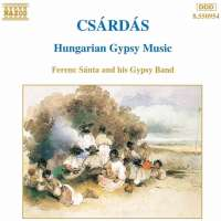 Csardas: Hungarian Gypsy Music
