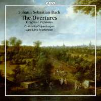 Bach: The Overtures (Original versions)