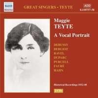 TEYTE, Maggie: A Vocal Portrait  (1932-1948)
