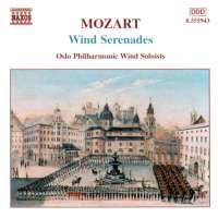 MOZART: Wind Serenades