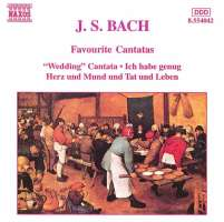 BACH J. S.: Favourite Cantatas