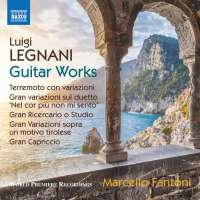 Legnani: Guitar Works