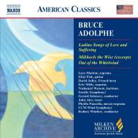 BRUCE ADOLPHE - SONGS