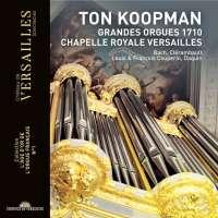 Grandes Orgues 1710, Royal Chapel of Versailles