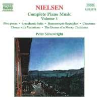 NIELSEN: Piano Music, Vol. 1