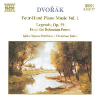 DVORAK: Legends from the Bohemian ...
