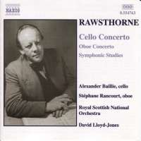 RAWSTHORNE: Cello Concerto