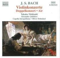 Bach: Violin Concertos BWV 1041-43