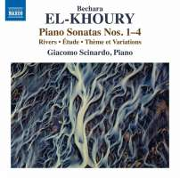 El-Khoury: Piano Sonatas Nos. 1 - 4