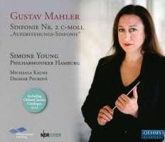 "Mahler: Symphony No. 2 in C Minor """"Auferstehungs-Sinfonie"