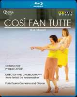Mozart: Così fan tutte; Opéra national de Paris, 2017 WYCOFANY