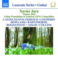 Guitar Laureate Recital - Castelnuovo-Tedesco; Couperin; Dowland; Rawsthorne