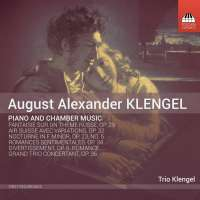 Klengel: Piano and Chamber Music