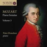 Mozart: Piano Sonatas Vol. 3